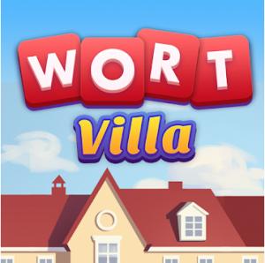Wort Villa Lösung am Tag 1